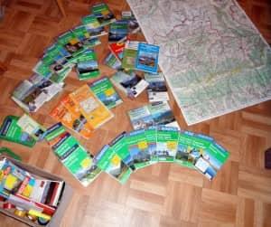 xAlps maps