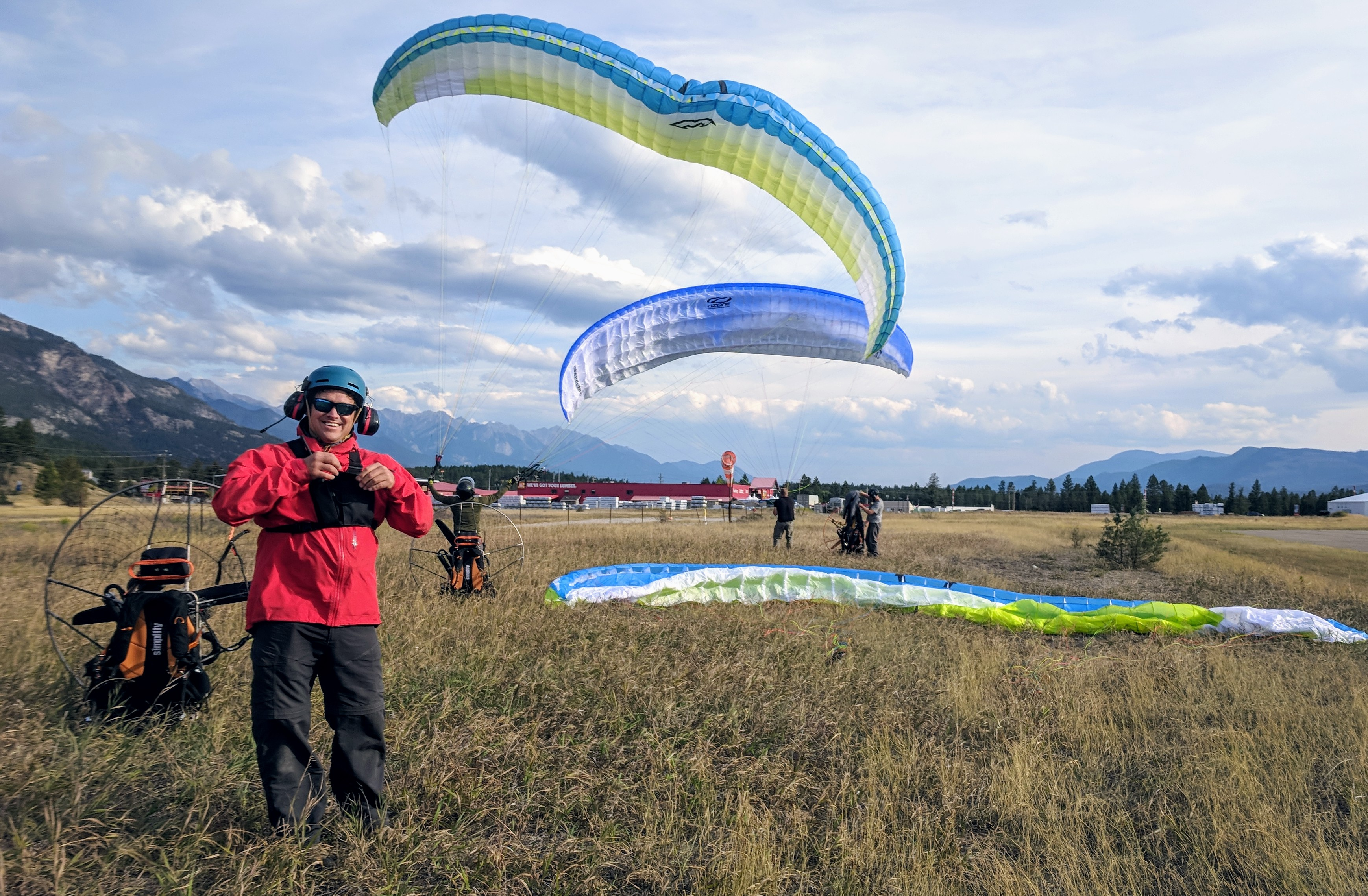 www FlyingMax com: Powered Paragliding (PPG)